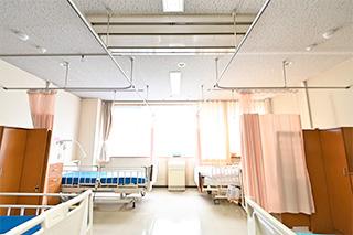 病棟4人室